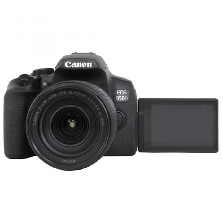 Canon EOS 850D 18-135mm IS USM Kit