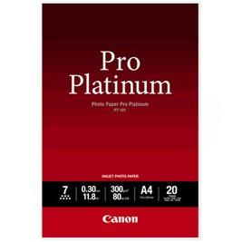Canon PT-101 Premium Fotopapier 20 Blatt A4 300g/m² glanz