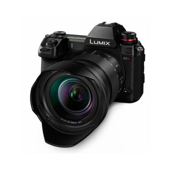 Panasonic Lumix S1R 24-105mm F4 Kit