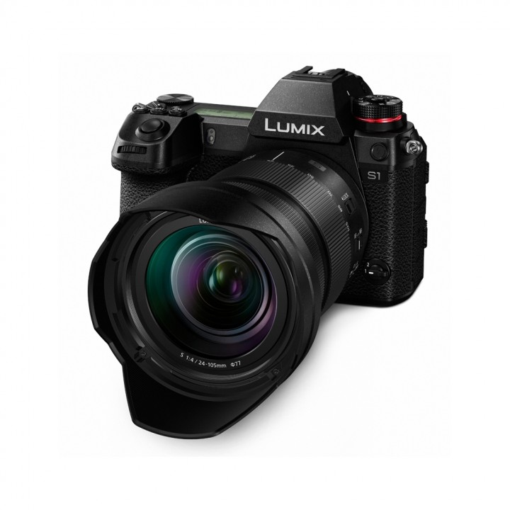 Panasonic Lumix S1 24-105mm F4 Kit
