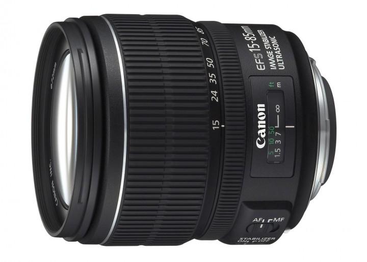 Canon EF-S 15-85mm F3,5-5,6 IS USM
