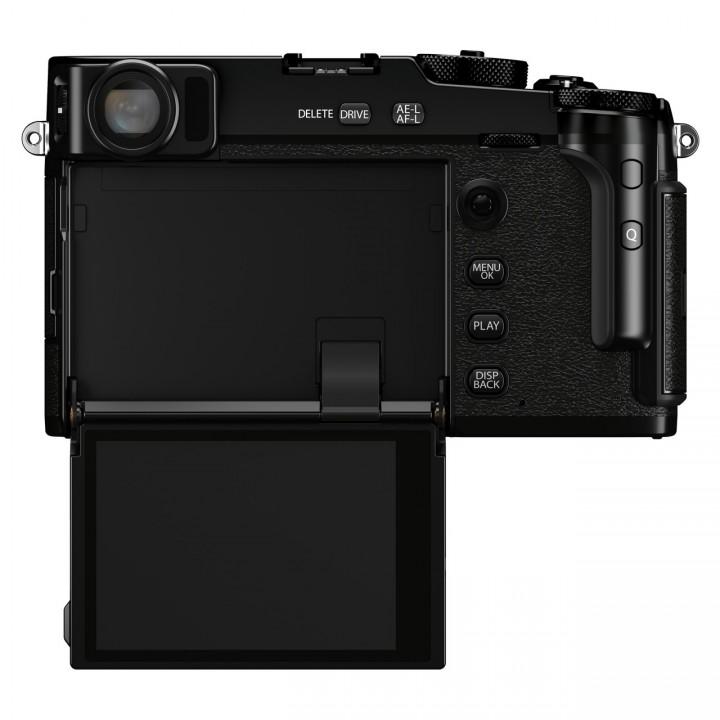 Fujifilm X-Pro3 - Schwarz
