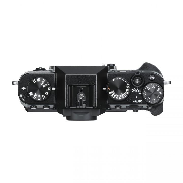 Fujifilm X-T30 18-55mm F2.8-4 Kit - Schwarz