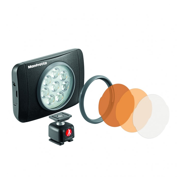 Manfrotto Lumie MUSE LED (MUSE 8LED)