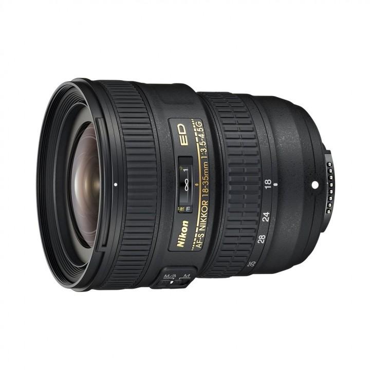 Nikon AF-S NIKKOR 18-35mm F3,5-4,5G ED