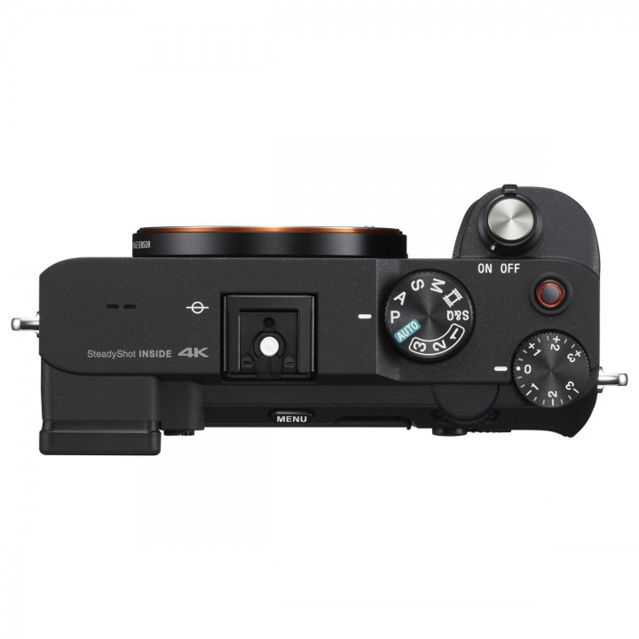 Sony alpha 7C 28-60mm Kit (ILCE-7CLS) - Schwarz