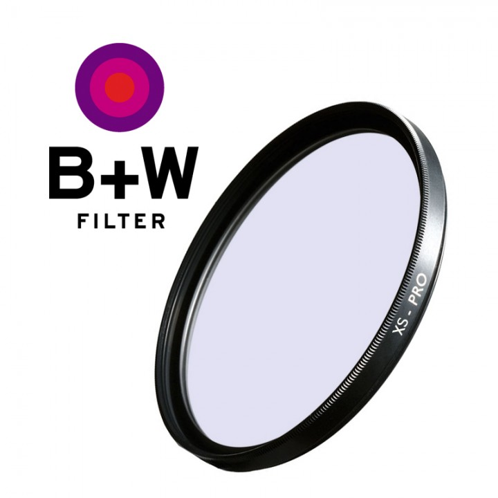 B+W UV Filter 55mm XS-PRO Fassung Nano-MRC