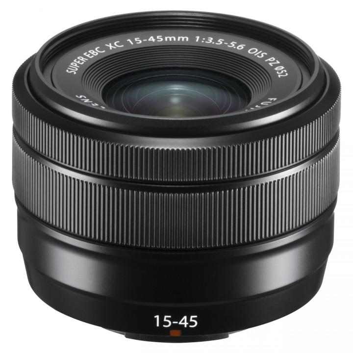 Fujifilm Fujinon XC 15-45mm F3.5-5.6 OIS PZ - Schwarz