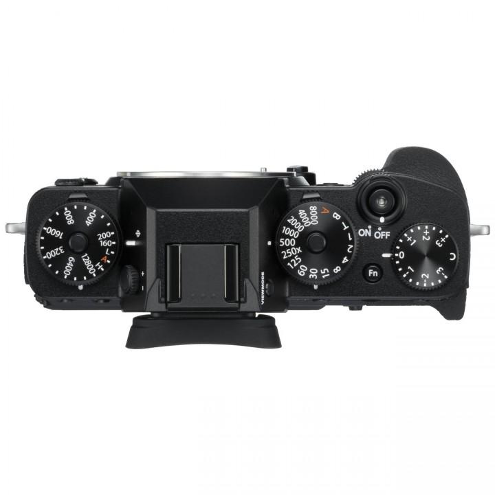 Fujifilm X-T3 16-80mm F4 Kit - Schwarz
