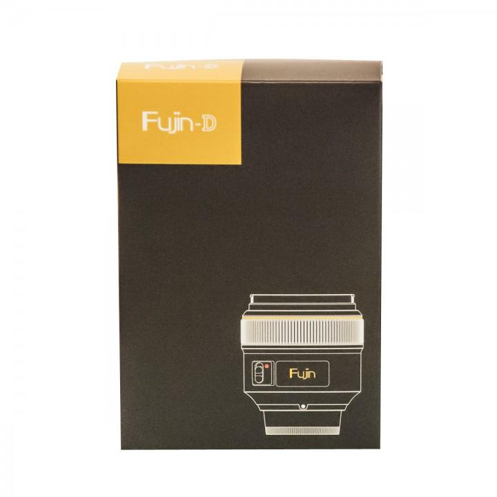 Fujin - Objektivstaubsauger für Nikon