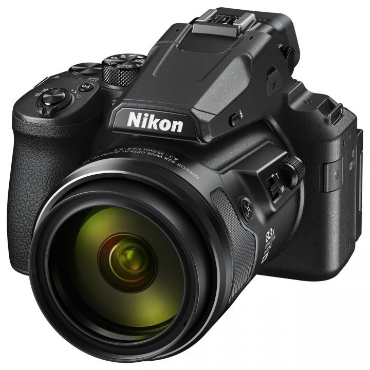 Nikon CoolPix P950 - Schwarz