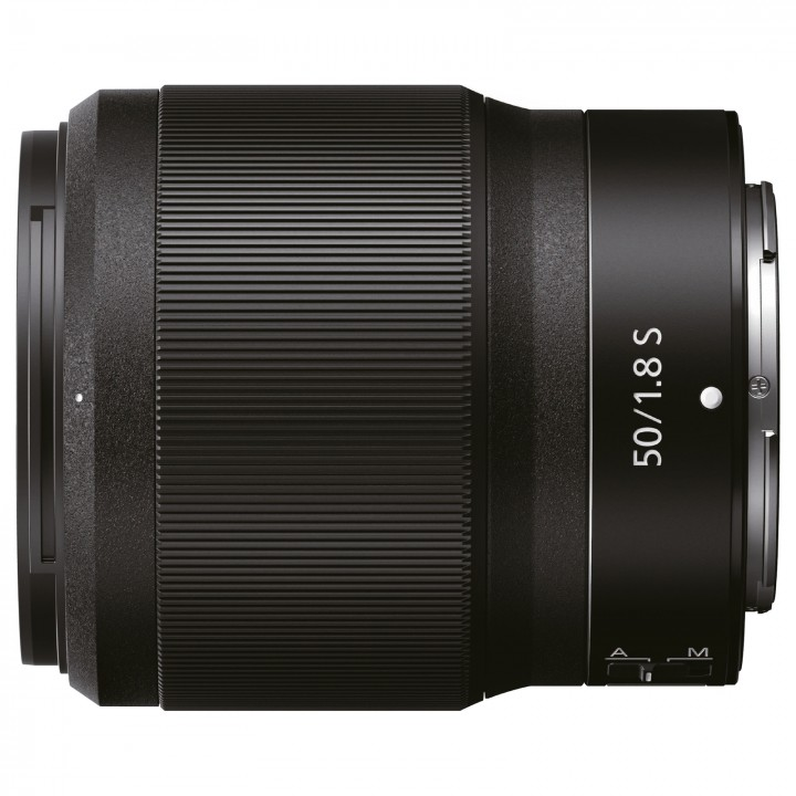 Nikon NIKKOR Z 50mm 1:1.8 S