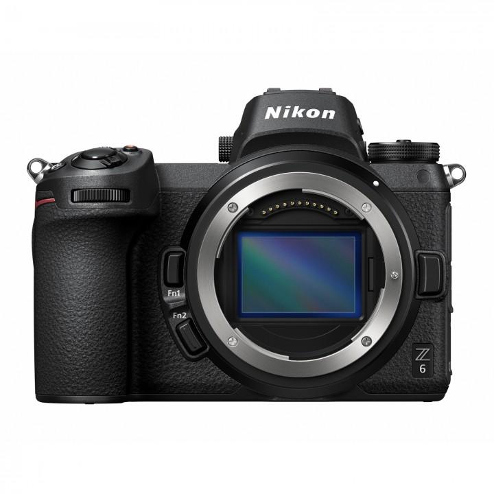 Nikon Z6 24-70mm F4 Kit + FTZ