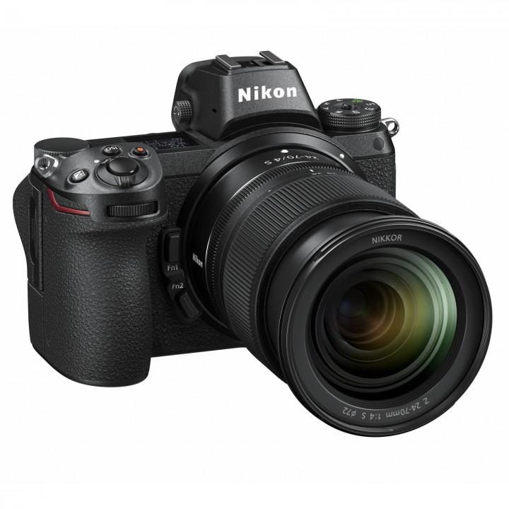 Nikon Z7 24-70mm F4 Kit