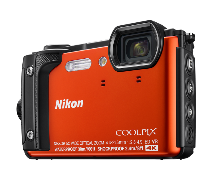 Nikon Coolpix W300 - Orange