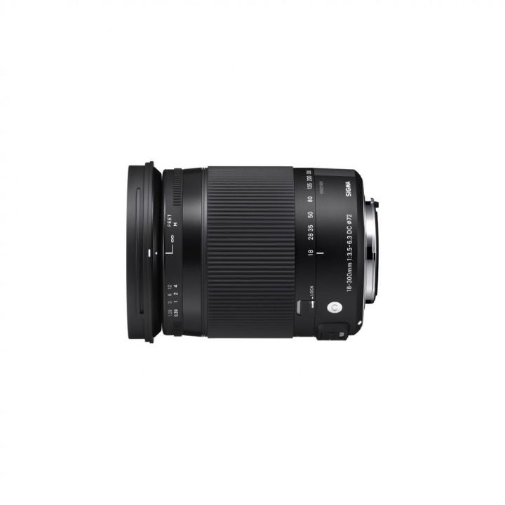 Sigma 18-300mm F3,5-6,3 DC Macro OS HSM für Canon