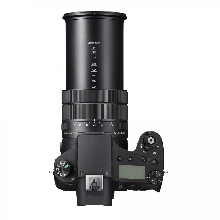 Sony CyberShot RX10 IV - Schwarz