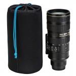 "Tenba Tools Soft Lens Pouch 12""X5"""