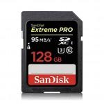 SanDisk 128GB SDXC Extreme PRO UHS-I mit 95MB/s