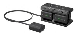 Sony NPA-MQZ1K inkl. 2x NP-FZ100 Akkus Vierfachladegerät