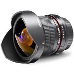 Walimex Pro 8mm F/3.5 Fisheye II Nikon DX