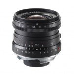 Voigtländer 28mm F2 Ultron für Leica M - Schwarz