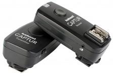 hähnel Captur Funk-Fernauslöser und Empfänger für Canon