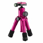 Mantona Kaleido Mini-Stativ - Pink