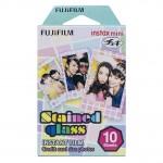 Fujifilm Instax - Instant Film - mini Stained Glass (1x10 Bilder)