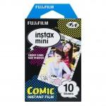 Fujifilm Instax - Instant Film - mini Comic (1x10 Bilder)