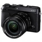 Fujifilm X-E3 18-55mm F2.8-4 Kit - Schwarz