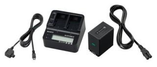 Sony ACC-V1BPA Highspeed Ladegerät