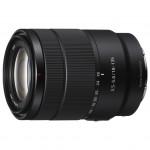Sony E 18-135mm F3.5-5.6 OSS - Schwarz