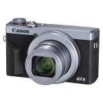 Canon PowerShot G7 X Mark III - Silber