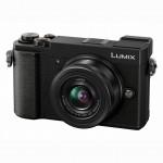 Panasonic Lumix GX9K 12-32mm Kit - Schwarz