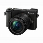 Panasonic Lumix GX9M 12-60mm Kit - Schwarz