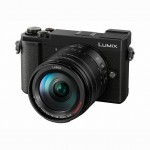 Panasonic Lumix GX9H 14-140mm Kit - Schwarz