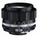 Voigtländer 58mm F1,4 Nokton SL II für Nikon AI-S - Schwarz