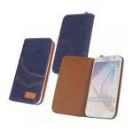 Dpart Universal Diary Case Jeans