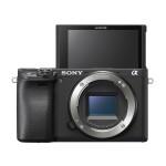 Sony alpha 6400 Body (ILCE-6400B) - Schwarz