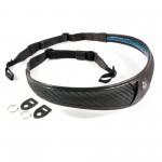 4V Design Kameragurt ALA TOP Universal - Carbon / Leder Schwarz