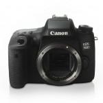 Canon EOS 760D Body - Schwarz