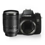 Canon EOS 760D EF-S 18-135 IS STM Kit - Schwarz