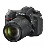 Nikon D7200 18-140 VR Kit - Schwarz