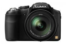 Panasonic Lumix DMC-FZ200 - Schwarz