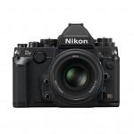 Nikon Df AF-S NIKKOR 50mm F/1,8 Kit - Schwarz