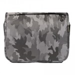 Tenba Switch 10 Cover Flap - Black/Gray Camouflage