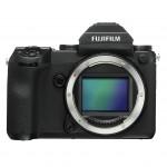 Fujifilm GFX 50S - Schwarz