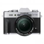 Fujifilm X-T20 18-55mm F2.8-4 Kit - Silber