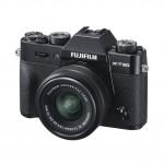 Fujifilm X-T30 15-45mm Kit - Schwarz